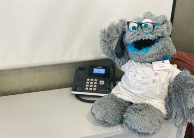 Telefonische Unterstützung für chronisch Kranke mit Thieme TeleCare