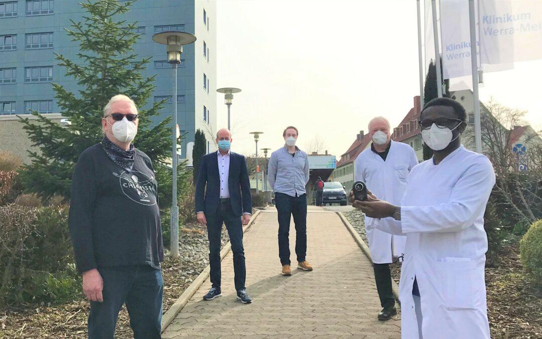 Durchatmen, trotz COPD – neues Lungengesundheitsprogramm von GWMK im April gestartet